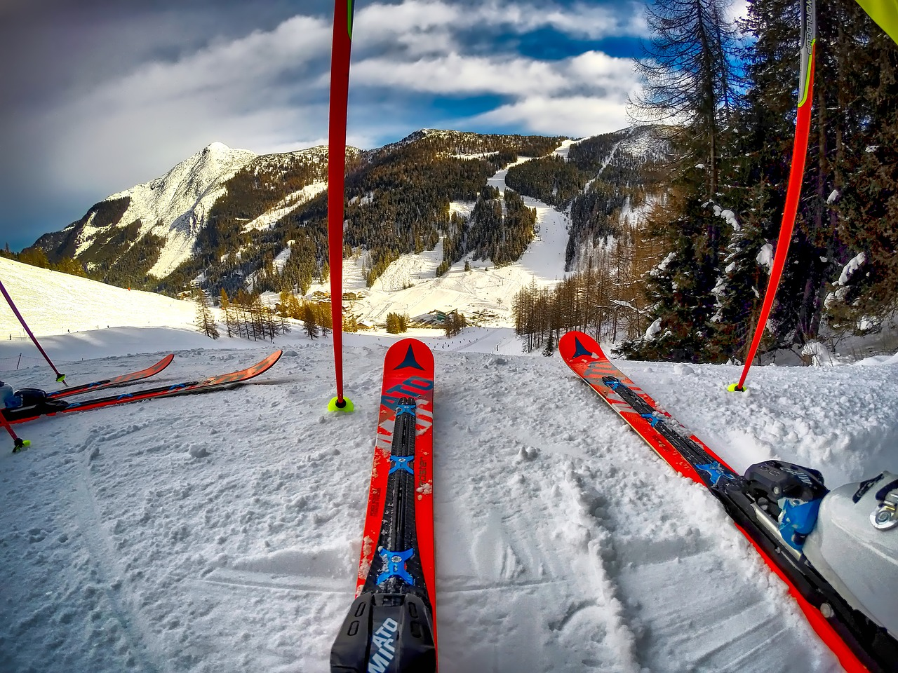 Przygotuj się na narty