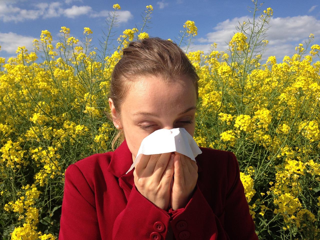 Alergia – ozon na ratunek